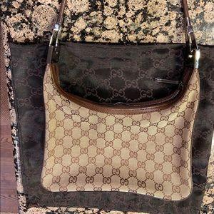 Gucci small brown bag